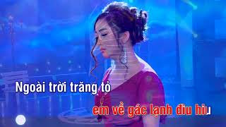 #Karaoke Khóc Thầm - Lam Quỳnh