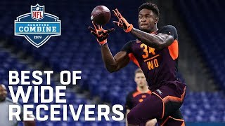Best of Wide Receiver Workouts! | 2019 NFL Scouting Combine Highlights