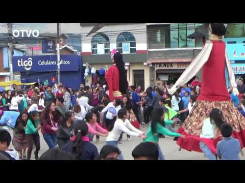 Gigantes 2016 En Ostuncalco En Honor A Nuestra Señora Del Carmen