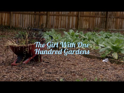 Katie Stagliano - The Girl With 100 Gardens