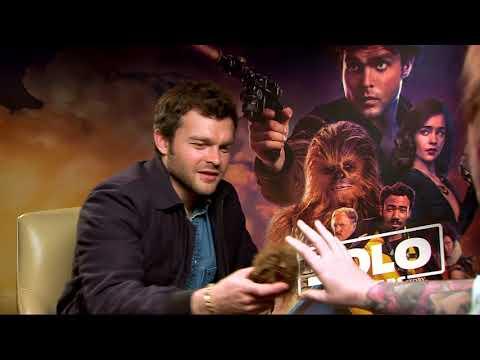 Alden Ehrenreich on crazy Star Wars fan theories | Cineworld interview