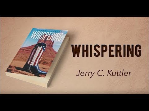 Whispering Book Trailer