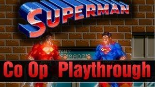 Game | Superman Arcade Co Op | Superman Arcade Co Op