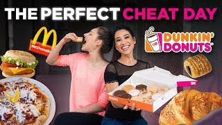I Ate As Much As I WANTED...  (+10,000 Calories CHEAT DAY) Ft. AlwaysHungry