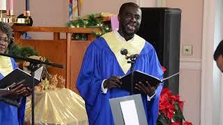 CHRIST THE KING PRESBYTERIAN CHURCH CHOIR CHRISTMAS CONCERT, MARYLAND
