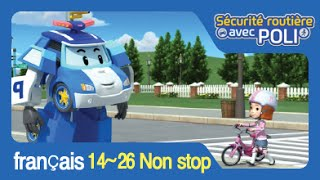 /compilation 2 robocar poli securite routiere