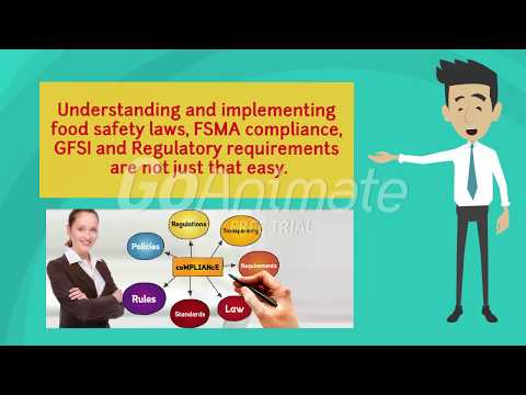 Introducing GFSC Group Food Safety Software Consulting Services for Food Business Industries