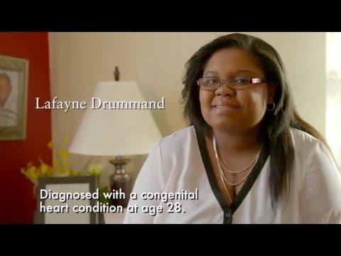 Adult Congenital Heart Program - Lafayne Drummand