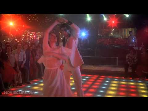Bee Gees - more than a woman (Dancing Saturday Night Fever)