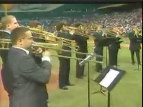 USF Trombone Choir National Anthem