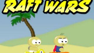 Raft Wars Full Gameplay Walkthrough All Levels