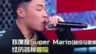 ICE ICE(Rap only) │60秒淘汰賽(下)│中國新說唱 第二期
