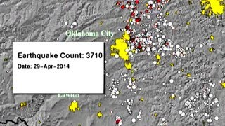 This state has more earthquakes than CA