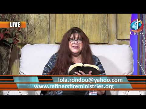 Refiners Fire with Rev Lola Rondou 07-27-2021