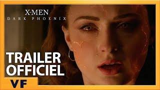 X-men : dark phoenix :  bande-annonce VF