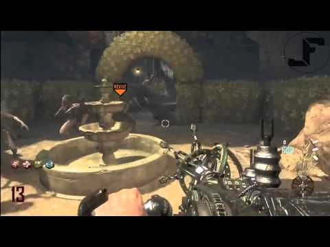 Black Ops 2 Zombies Buried Paralyzer Pack A Punched - BO2 Petrifier Gameplay - Upgraded Paralyzer - Smashpipe Games