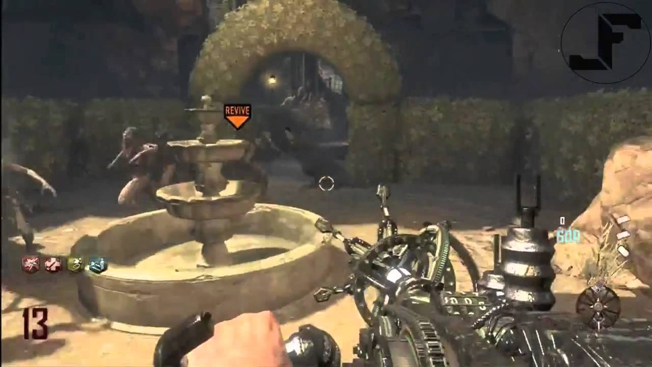 Black Ops 2 Zombies Buried Paralyzer Pack A Punched - BO2 Petrifier Gameplay - Upgraded Paralyzer - Smashpipe Games Video