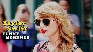 Taylor Swift - Funny Interview Moments (Best Compilation)