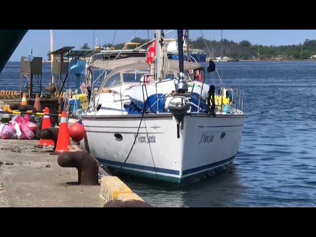 7台人未提前申請駕帆船入安平港 指揮中心將檢視程序是否違法