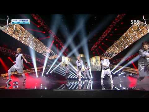 EXO (엑소) [늑대와 미녀] @SBS Inkigayo 인기가요 20130630