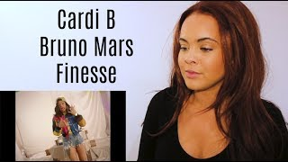 """Bruno Mars - Finesse (Remix) [Feat. Cardi B] [Official Video] """"Reaction Video"""""""