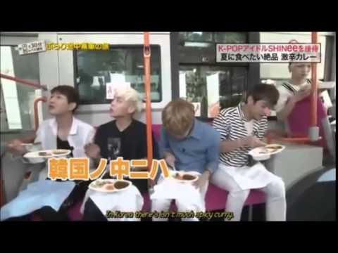 SHINee - The MUKBANG Idols 먹방 아이돌 샤이니