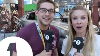 Radio 1 at E3 - The Electronic Entertainment Expo