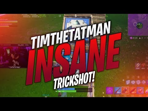 TimTheTatman Insane Trickshot | Daily Fortnite Highlights