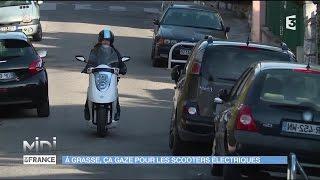 Scooter électrique : l'Artelec à l'honneur sur Midi en France
