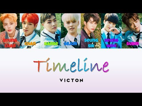 VICTON - Timeline (Color Coded Lyrics Han\Rom\Eng)