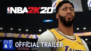 NBA 2K20 Gameplay Trailer - Next is Now