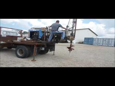 1986 International S1600 digger derrick truck for sale | no-reserve auction September 29, 2016