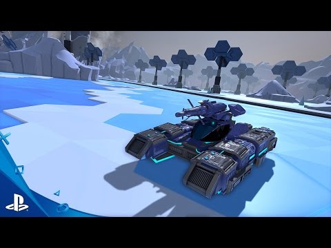 Battlezone (PlayStation VR) Trailer