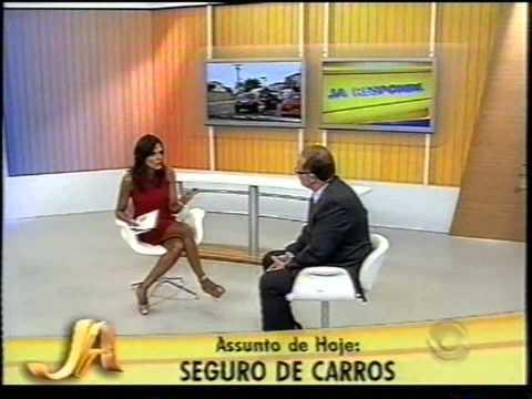 Jornal do Almoço - Entrevista Seguro de Carros - 22/01/2013