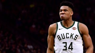 The Greek Freak's 25 Best Plays Of All-Time | 25th Birthday Edition