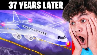 The Plane that landed 37 Years Late..