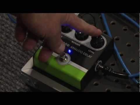 Jet City The Flood Analog Delay Guitar Pedal Review | Full Compass