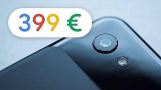 Google Pixel 3a: Das schlaueste Gesamtpaket! – Review! (deutsch)