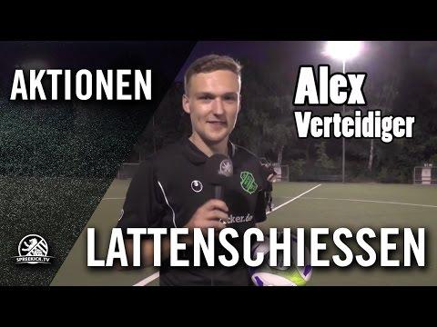 Lattenschießen - FC Wacker 21 Lankwitz (Kreisliga A, Staffel 3)    SPREEKICK.TV