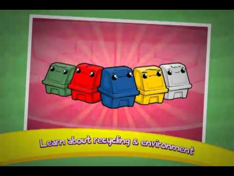 Recycle Hero Game - Ecology for Kids