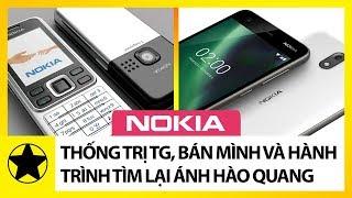 Nokia – 'Ông Vua Điện Thoại Di Động' Của Thế Giới Ngày Ấy Giờ Đang Ở Đâu?