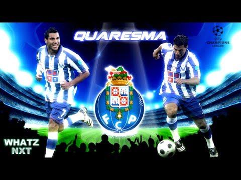 Ricardo Quaresma ● Trivela King ● Porto Skills & Goals HD