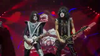 KISS - Mohegan Sun - End Of The Road Tour March 23, 2019