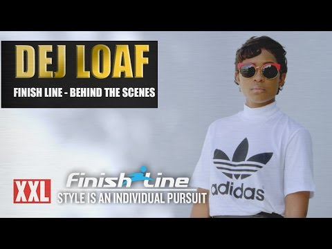 Behind the Scenes With DeJ Loaf
