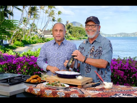 Cooking Hawaiian Style Episode 712 with Kim Taylor Reece