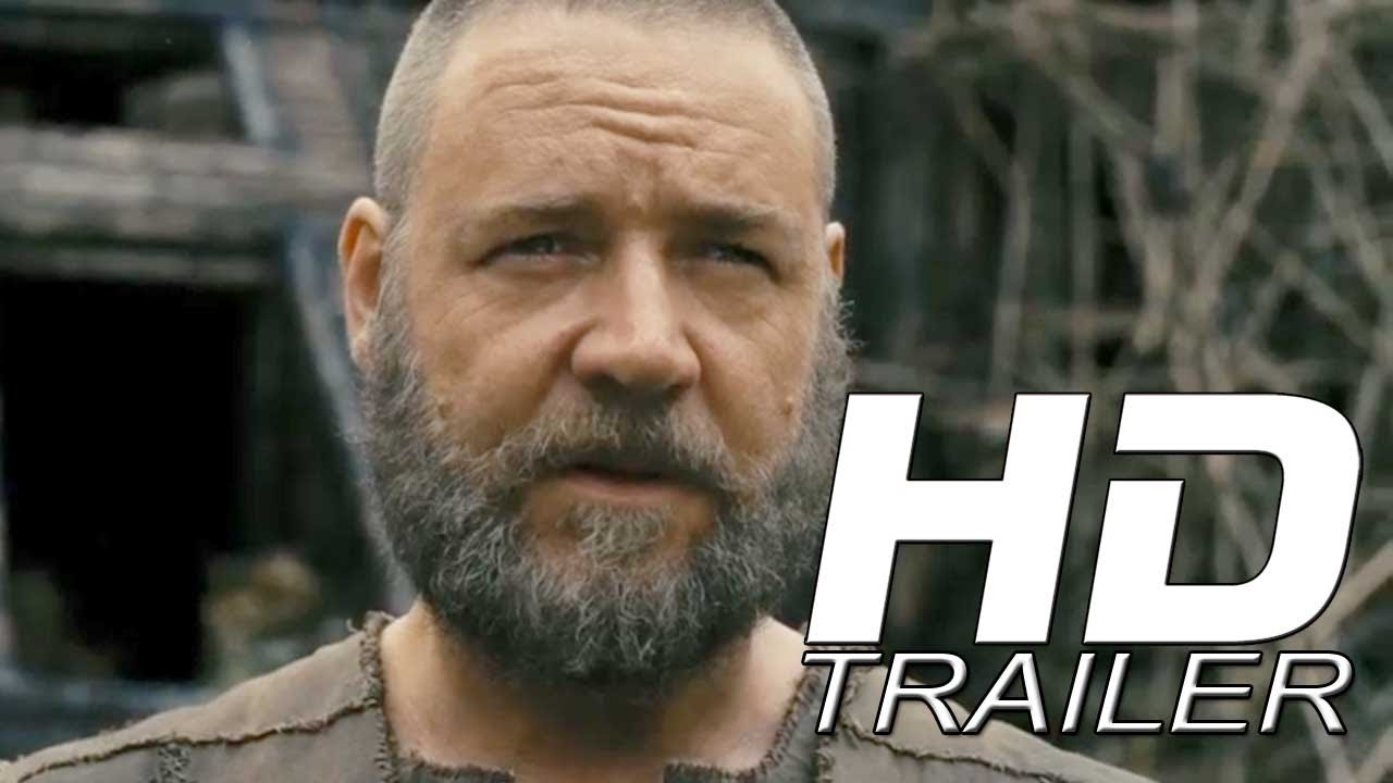 NOAH Official Trailer - Russell Crowe - YouTube