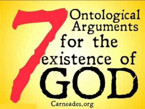 Ontological and cosmological arguments the existence of god philosophy essay