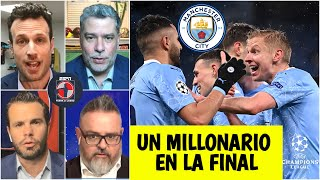 CHAMPIONS Manchester City ESTÁ en la final. ¿Es favorito o llegó por la vía fácil? | Fuera de Juego