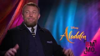 Guy Ritchie Interview - Aladdin