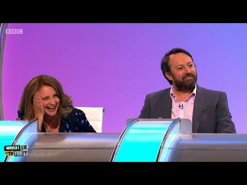 Lucy Porter's sick date - Would I Lie to You? [HD][CC]